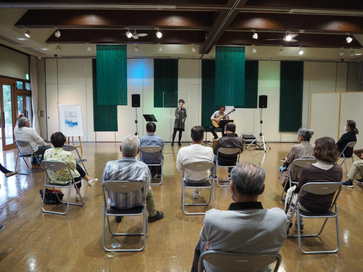 イベント:あきうミュージックライブ