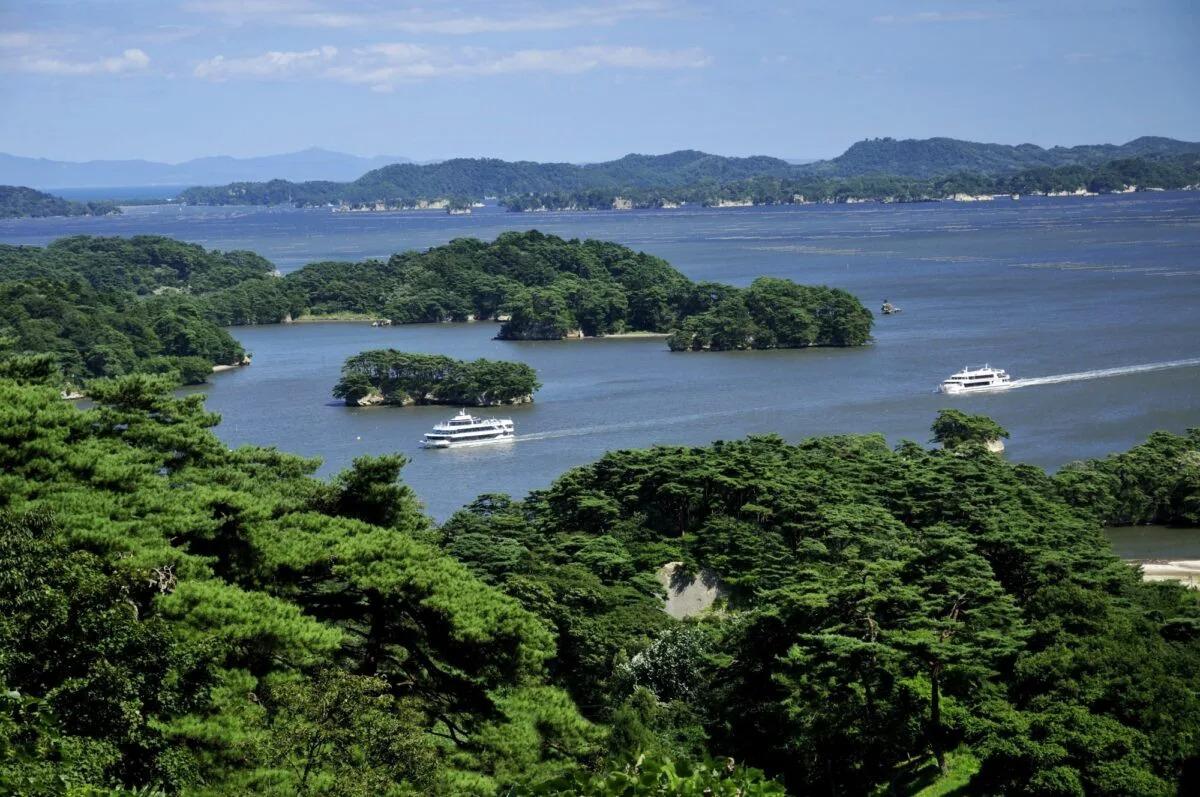 モデルコース:絶景の松島・仙台を巡る旅