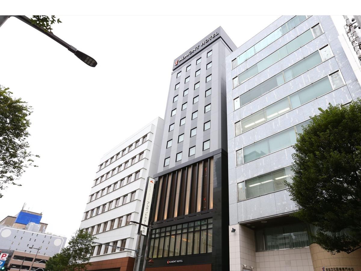 アルモントホテル仙台外観