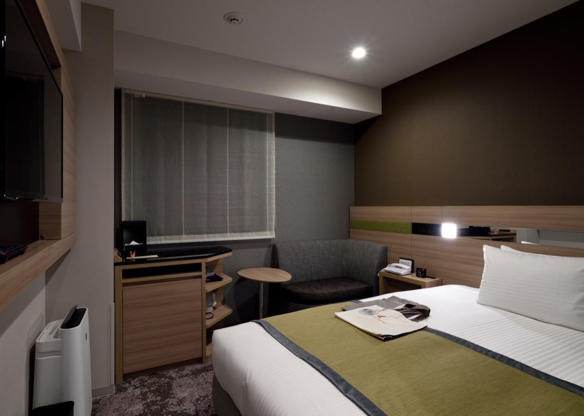 アルモントホテル仙台シングルルーム