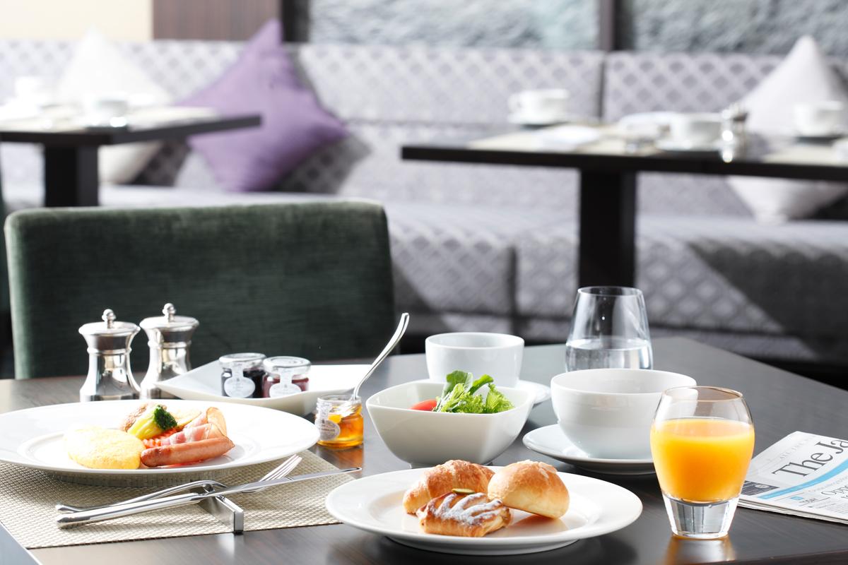 ウェスティンホテル仙台朝食