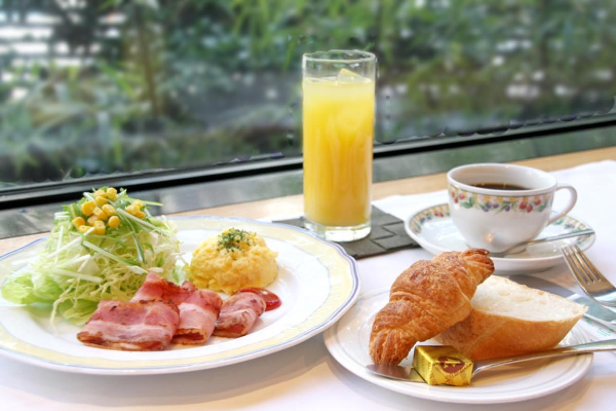 ホテルセントラル仙台ダブル朝食