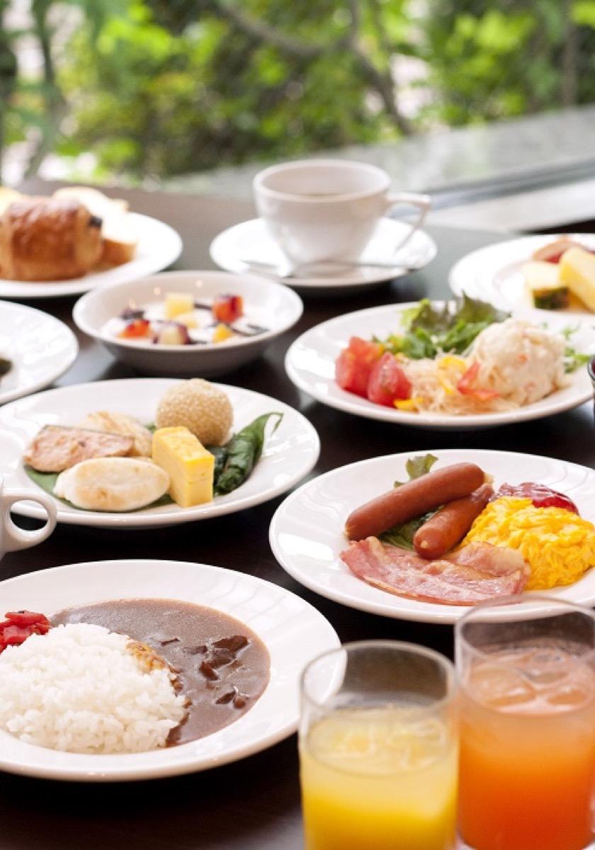ホテルJALシティ仙台朝食イメージ(和洋バイキング)約40種