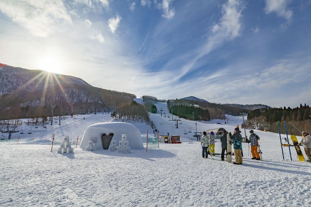 ジャンル:スプリングバレー仙台泉スキー場