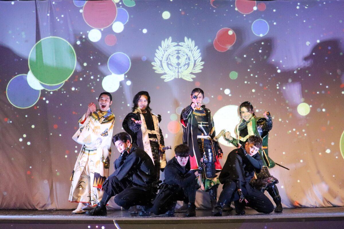 イベント:伊達武将隊×白A ショーレストラン「伊達スペクタクル」