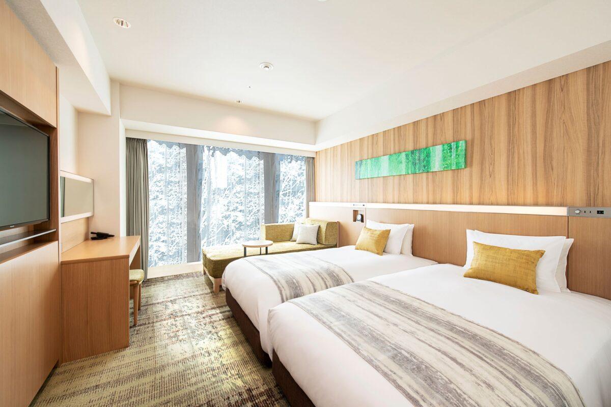 ホテルグランバッハ仙台 客室