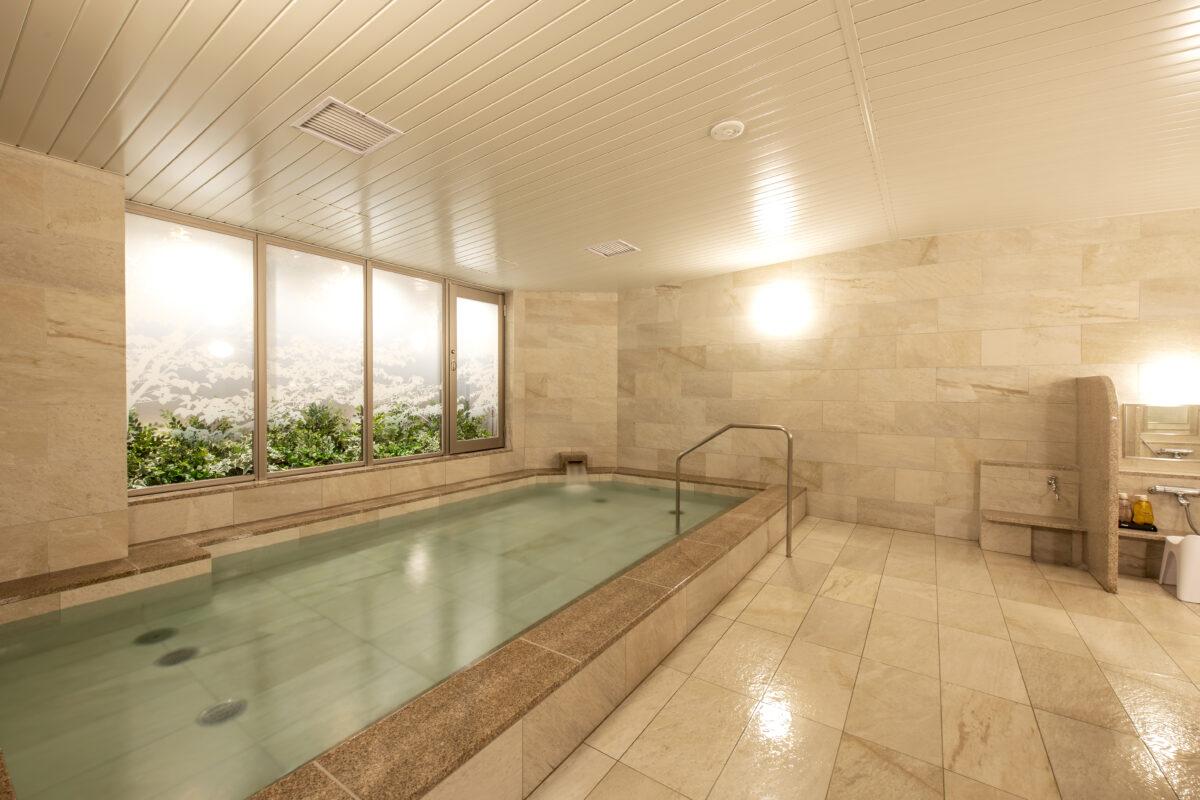ホテルグランバッハ仙台 大浴場