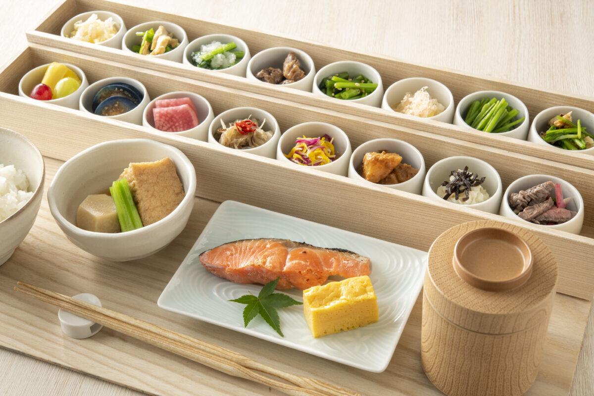 ホテルグランバッハ仙台 朝食