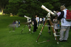 仙台市天文台 野草園×天文台コラボ企画「星空を楽しむ会」