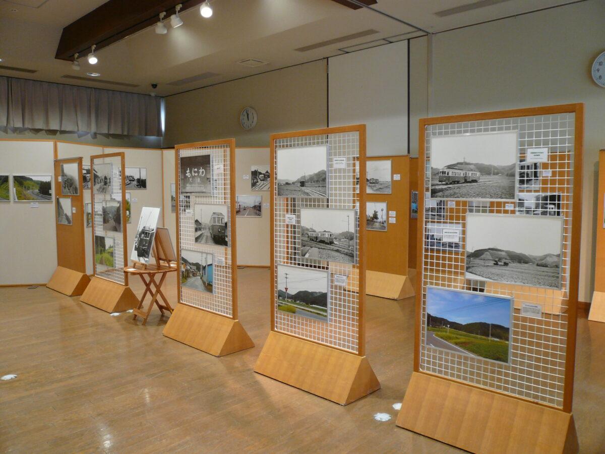 ジャンル:秋保・里センター 写真で巡る秋保電鉄・昔と今