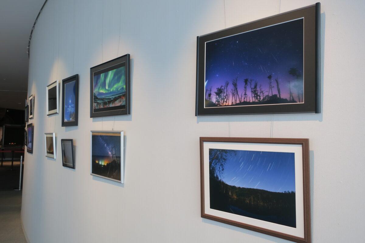 ジャンル:仙台市天文台 東北大学天文同好会写真展「星彩の一写」
